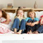 Con demasiada televisión el corazón de nuestros niños corre el riesgo de hipertensión
