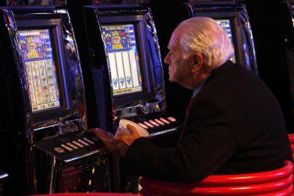 Elderly and gambling is gambling evil