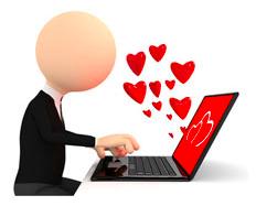 El amor en los tiempos de internet: De las emociones a los emoticones